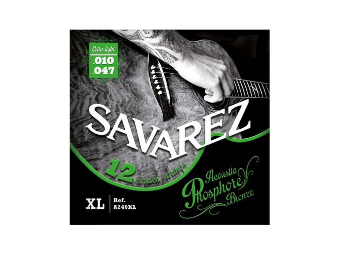 Savarez ACOUSTIC A240XL (Phosphor Bronze)
