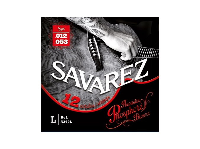 Savarez ACOUSTIC A240L (Phosphor Bronze)