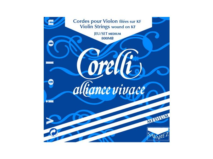 Corelli ALLIANCE 800MB set