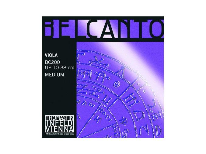 Thomastik BELCANTO set BC200