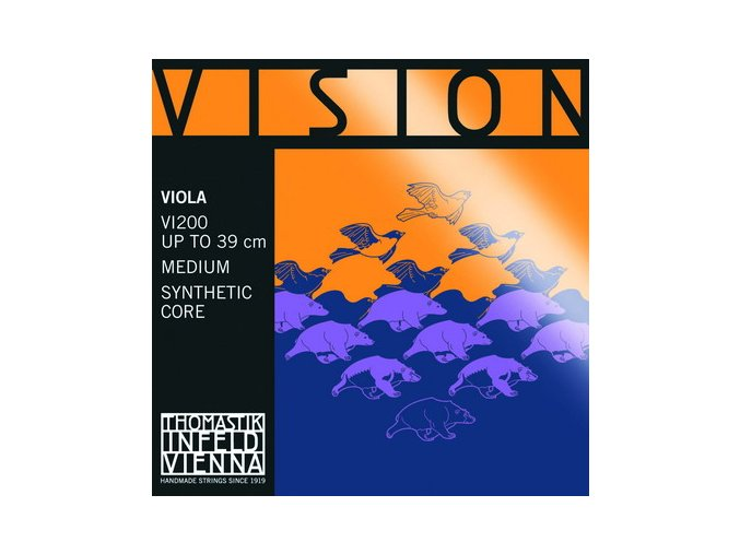 Thomastik VISION(D) VI22A