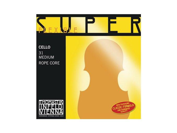 THOMASTIK SUPERFLEXIBLE G-Cr 28