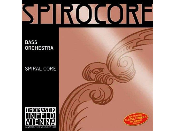 Thomastik SPIROCORE set (solo) S43