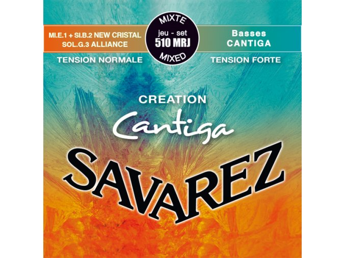savarez cantiga creation 3
