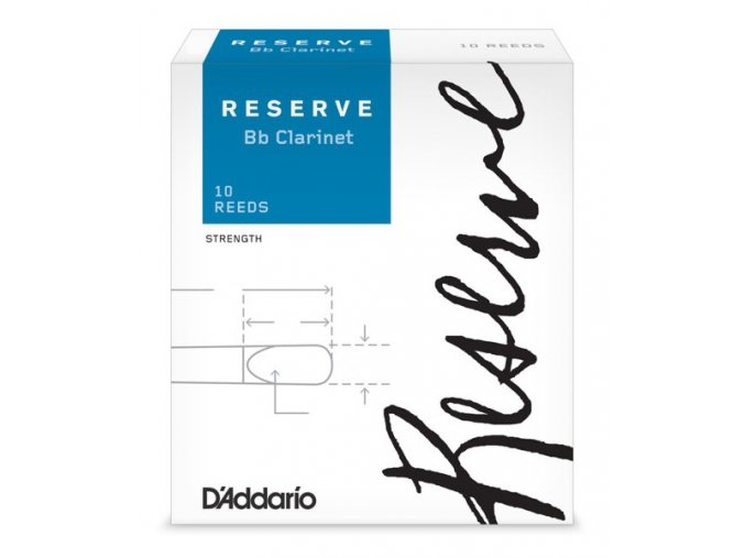 rico reserve bb clarinet