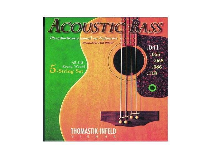 THOMASTIK Acoustic Bass AB344