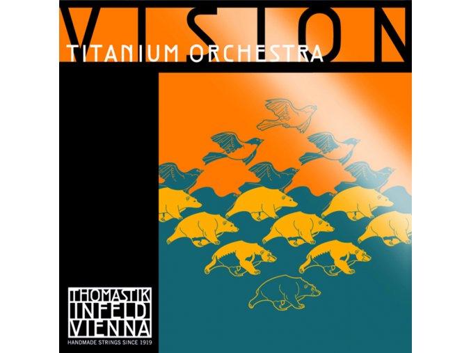 Thomastik VISIONTITANIUM ORCHESTRA(Etitan) VIT01Bo