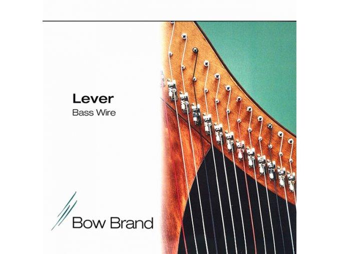 BowBrand No.37 LEVER BassWire (D6.oktáva)