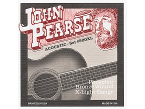 John Pearse ACOUSTIC 500XL