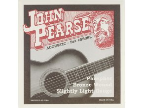 JohnPearse ACOUSTIC 550SL