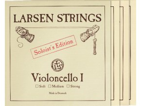 Larsen ORIGINAL VIOLONCELLO SOLOIST set