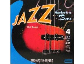 "Thomastik JAZZ FLAT WOUND (36"") JF364"