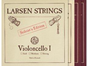 Larsen SOLOIST+ MAGNACORE set