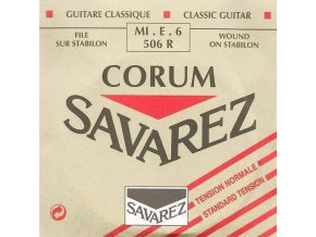 Savarez CORUM 506R