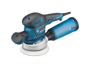 Dictum 712240 - Bosch Random Orbit Sander GEX 125-150 AVE Professional, Carton B