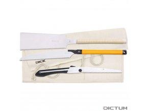 Dictum 712864 - Carpentry Saws, 3-Piece Set