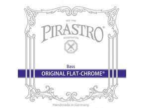 PIRASTRO ORIGINAL FLAT-CHROME solo