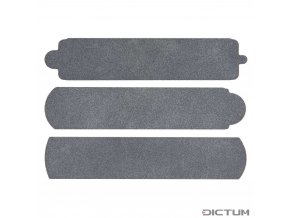 Dictum 715555 - Herdim® Wheel Dressers for Scroll Gouges, 3-Piece Set