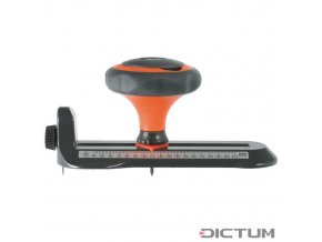 Dictum 716163 - Hole Cutter with Knob Handle, Small