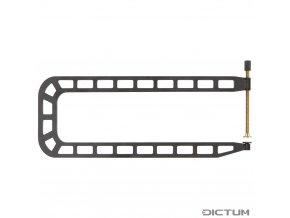 Dictum 735729 - Herdim® Repair Clamp, Jaw Depth 300 mm
