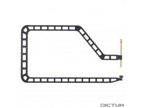 Dictum 735736 - Herdim® Over the Rib Repair Clamp, Jaw Depth 420 mm
