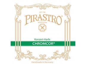 PIRASTRO CHROMCOR harfa D 6. oktáva