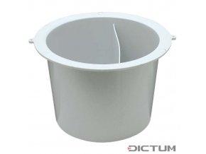 Dictum 736007 - Plastic Glue Container for Glue Pot, 1 l