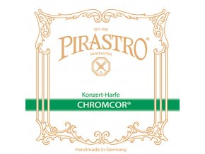 PIRASTRO CHROMCOR harfa G 6. oktáva