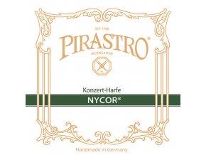 PIRASTRO NYCOR harfová 1.oktáva + G0 + F00