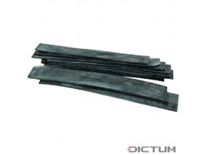 Dictum 831031 - Buffalo Horn Plate, Extra Long, Thickness 3-4 mm