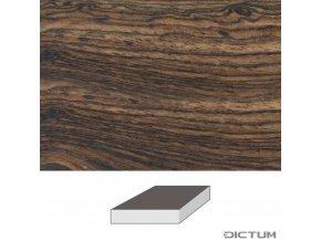 Dictum 831076 - Bocote, 150 x 150 x 50 mm