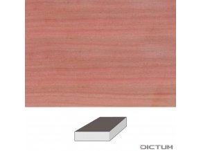 Dictum 831087 - Pink Ivory, 125 x 125 x 50 mm