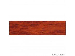 Dictum 831122 - Australian Precious Wood, Square Timber, Length 300 mm, Figured Jarrah