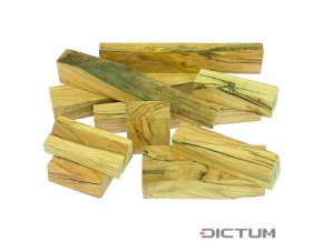 Dictum 831131 - Olivewood Offcuts, 4.5 kg