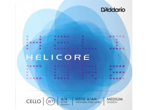 D'Addario HELICORE (G) H513 4/4M