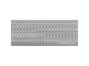 Dictum 831837 - Damasteel® DS93X™ Munin™ Damascus Steel, 32 x 2.5 x 210 mm