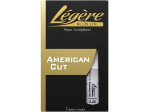 Légére AMERICAN CUT Tenorsax (3,25)