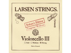 Larsen ORIGINAL VIOLONCELLO SOLOIST(G)