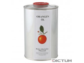 Dictum 705278 - Pure Orange Oil, 1000 ml