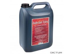 Dictum 705352 - Dalbrand Tjara® Fine Pine Tar, 5 l