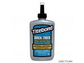 Titebond No-Run, No-Drip Wood Glue, 237 g