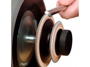 Tormek Profiled Leather Honing Wheel LA-120