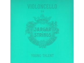 JARGAR Young talent 3/4