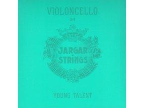 Jargar YOUNGTALENT (3/4) set