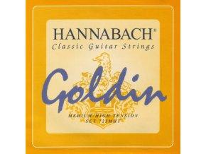 HANNABACH GOLDIN středně tvrdé 725MHT
