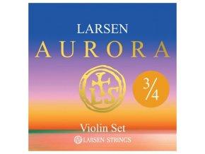 Larsen AURORA violin set (3/4)