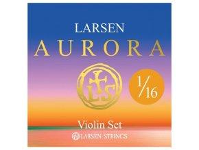 Larsen AURORA violin set (1/16)