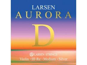 aurora vln d medium silver w