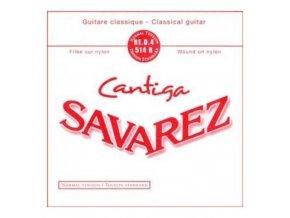Savarez 514R Normal tension Single Re D 4 CANTIGA full1x i2863