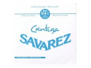 Savarez 514J hard tension Single Re D 4 NEW CRISTAL CANTIGA full1x i2063
